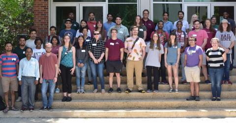 Biochemistry Boot Camp Participants 2019