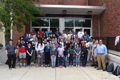 Biochemistry Boot Camp Participants 2021
