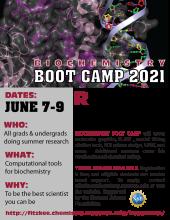 Boot Camp Flier